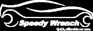 Speedy Wrench car service logo